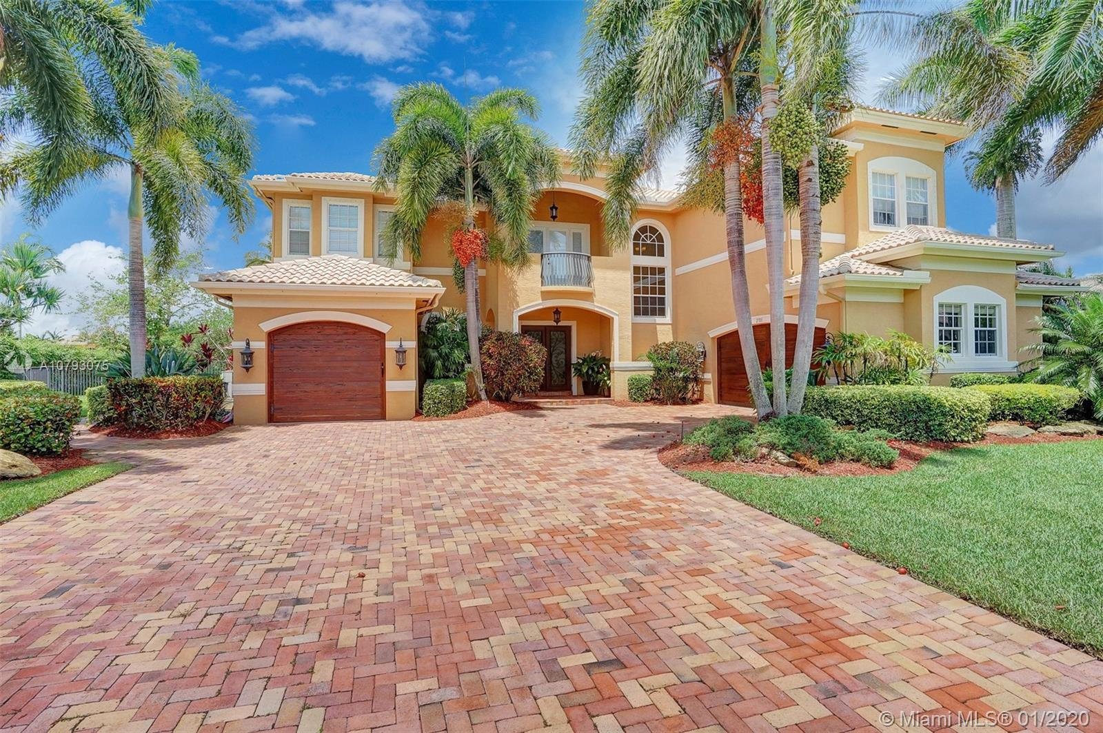 Property for sale at 2703 Birch Terrace, Davie,  Florida 33330