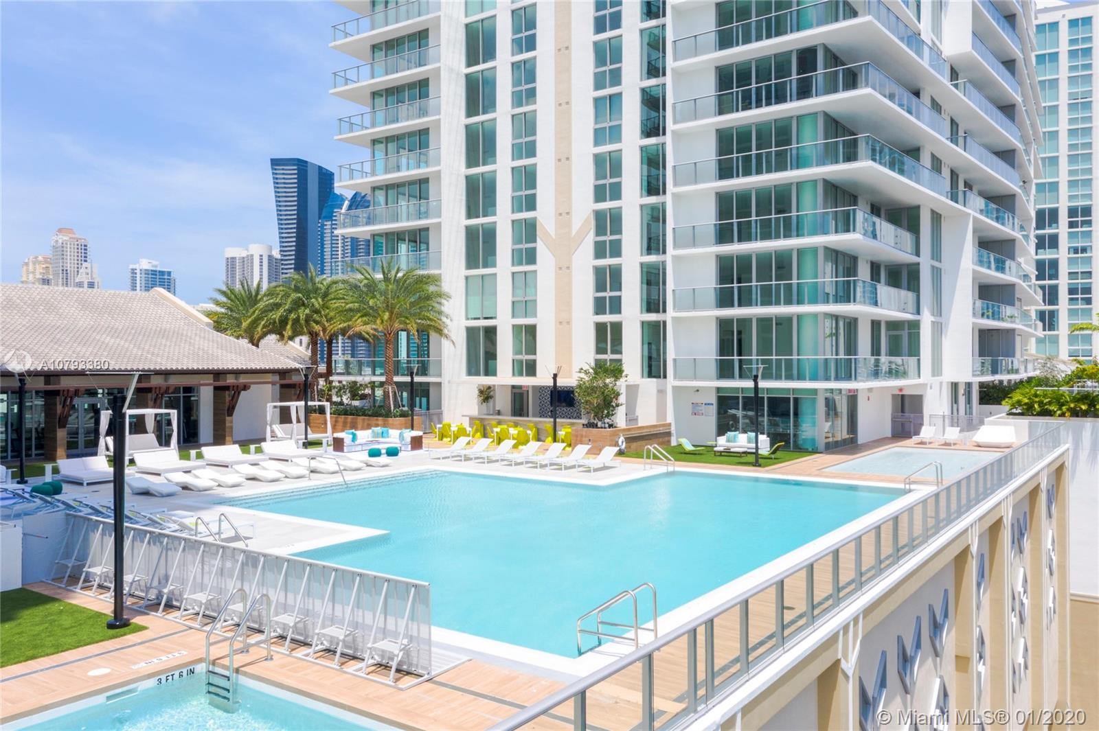 Photo of 300 SUNNY ISLES BLVD #4-1801 listing for Sale