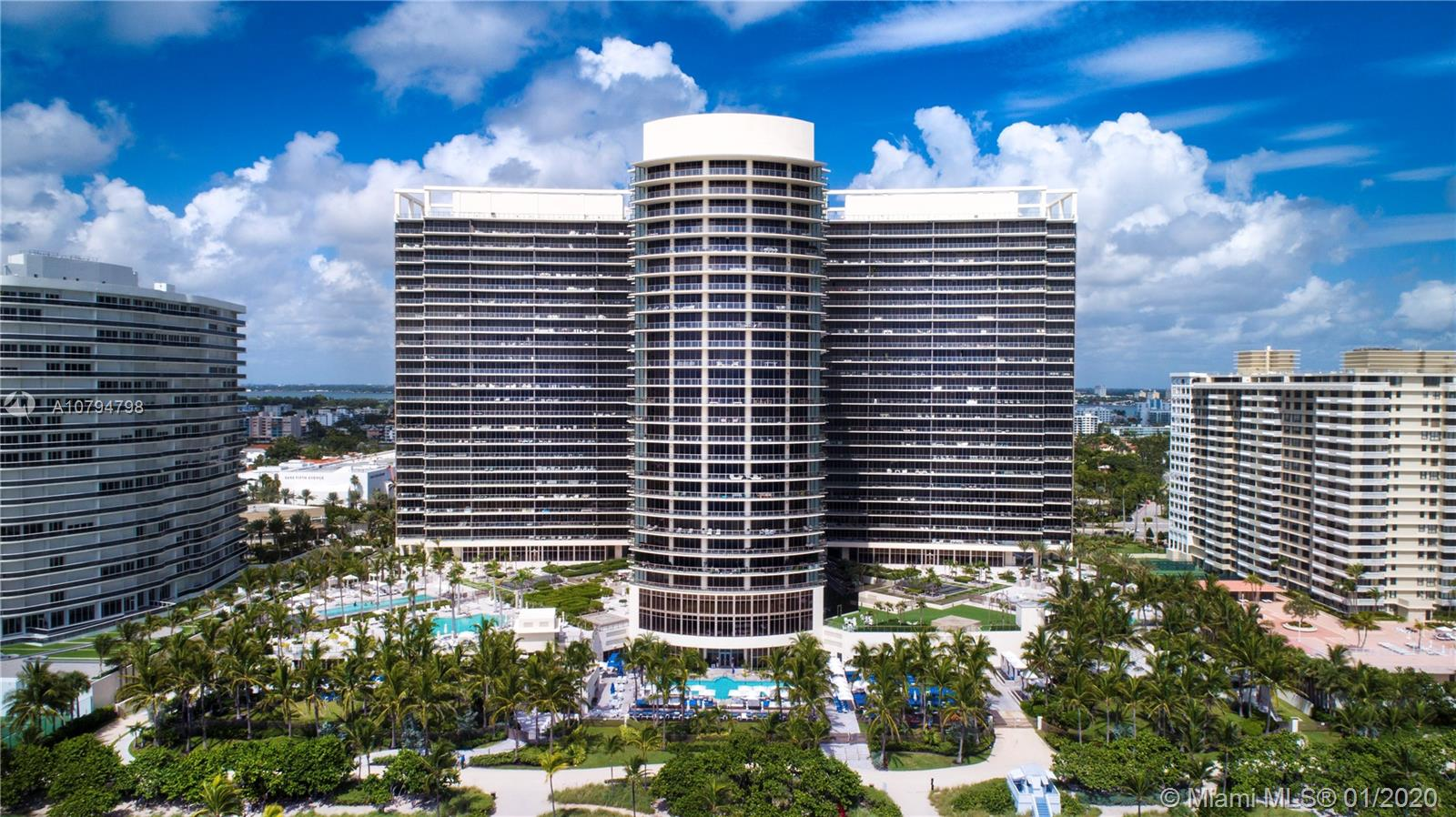 Photo of 9705 Collins Ave #2203N listing for Sale