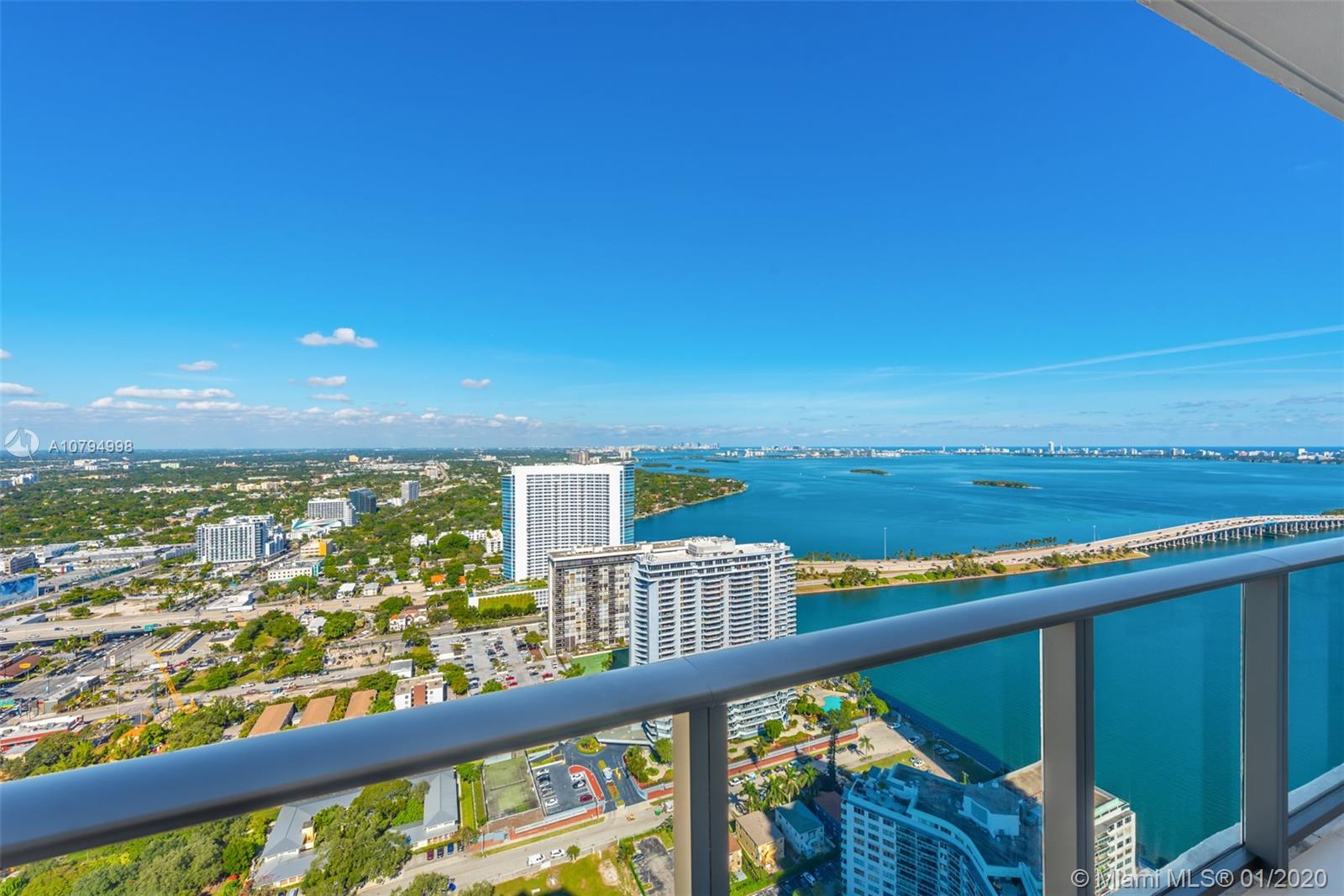 501 NE 31st St, PH4301 - Miami, Florida