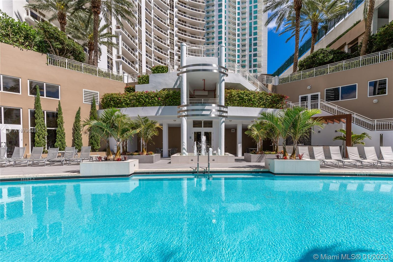 Photo of 901 Brickell Key Blvd #2905 listing for Sale