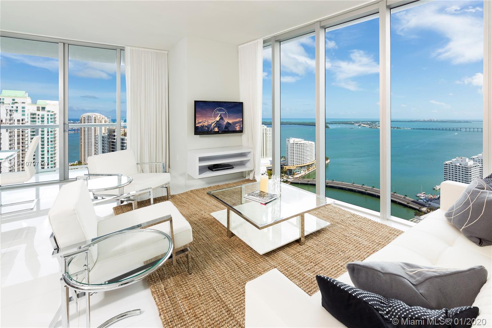 485 BRICKELL AV, 3810 - Miami, Florida