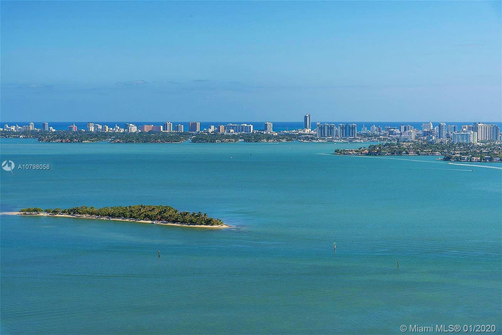 2020 N Bayshore Dr, 3301 - Miami, Florida