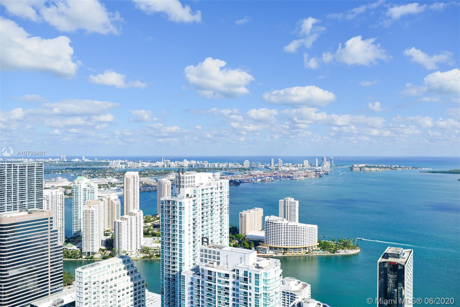 1000 Brickell Plaza, 3802 - Miami, Florida