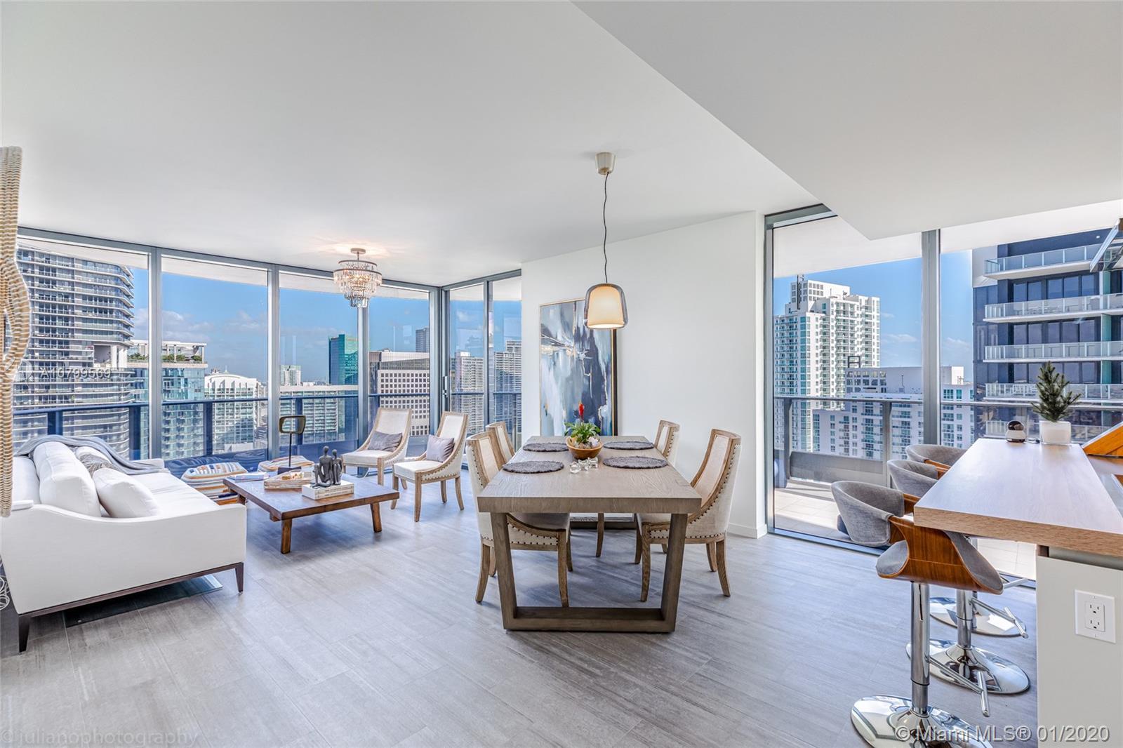 1000 Brickell Plaza, 4615 - Miami, Florida