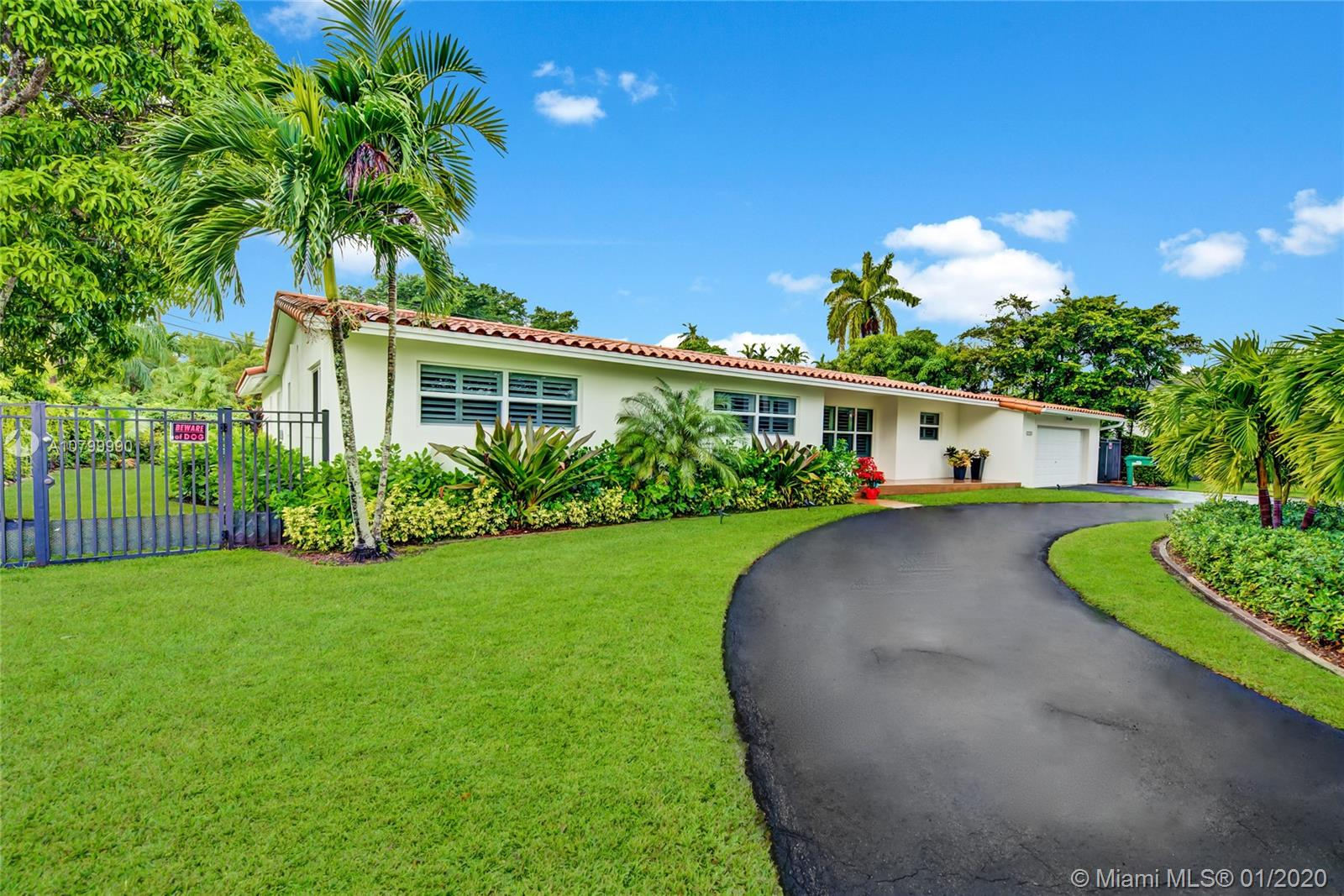 10720 SW 73rd Ave, Pinecrest, Florida 33156, 4 Bedrooms Bedrooms, ,3 BathroomsBathrooms,Residential,For Sale,10720 SW 73rd Ave,A10799990