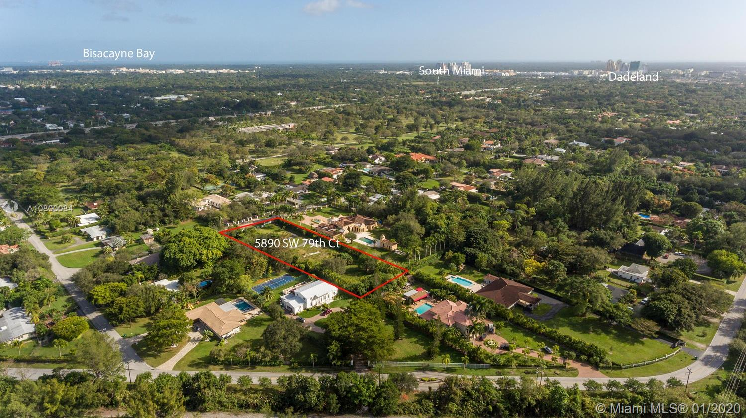 5890 SW 79th Ct - Miami, Florida