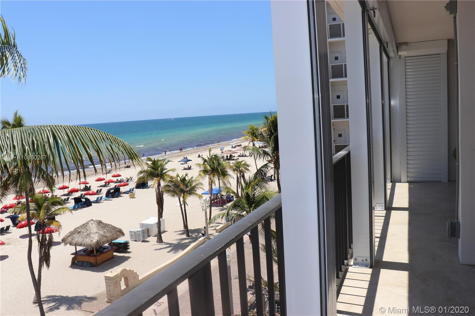 851 N Surf Road, 503 - Hollywood, Florida