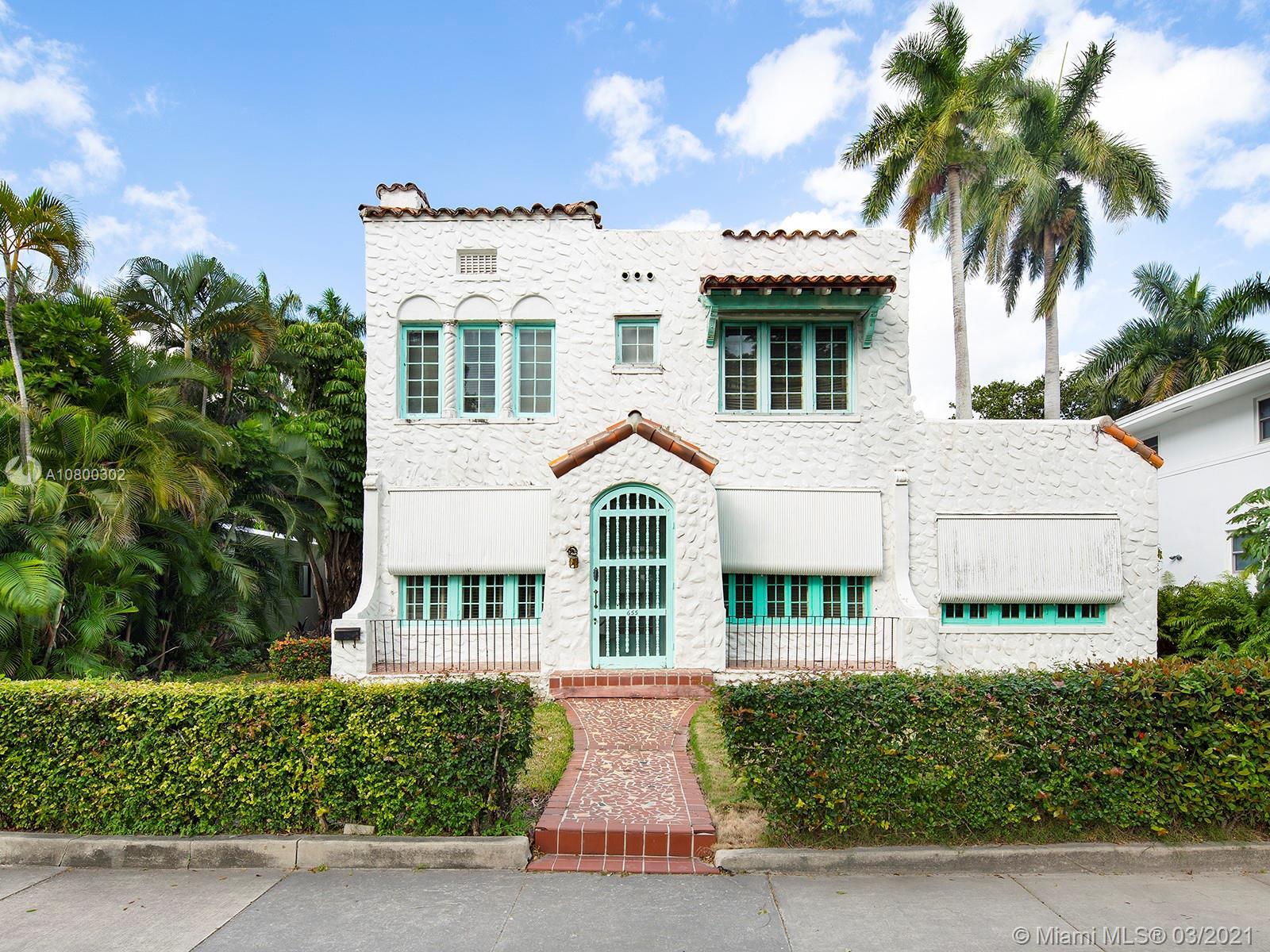 655 NE 55th Ter, Miami, Florida 33137, 6 Bedrooms Bedrooms, ,4 BathroomsBathrooms,Residential,For Sale,655 NE 55th Ter,A10800302