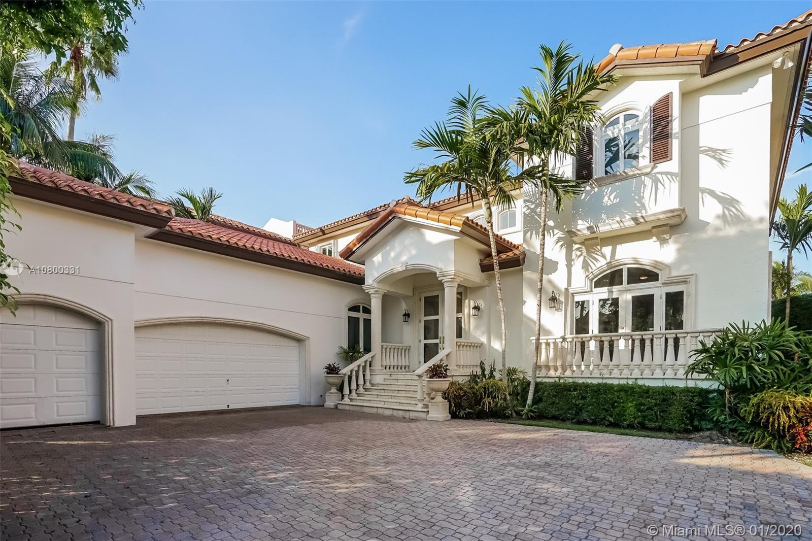 Property for sale at 13663 Deering Bay Dr, Coral Gables,  Florida 33158