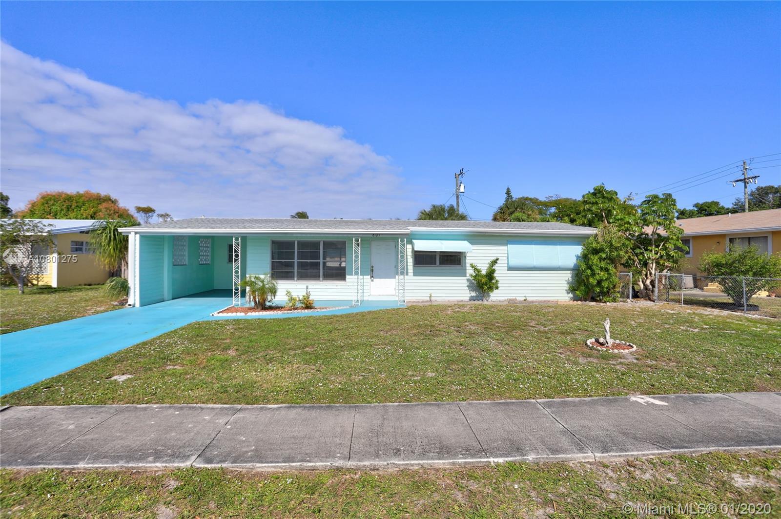 807 W Ocean Ave - Lantana, Florida