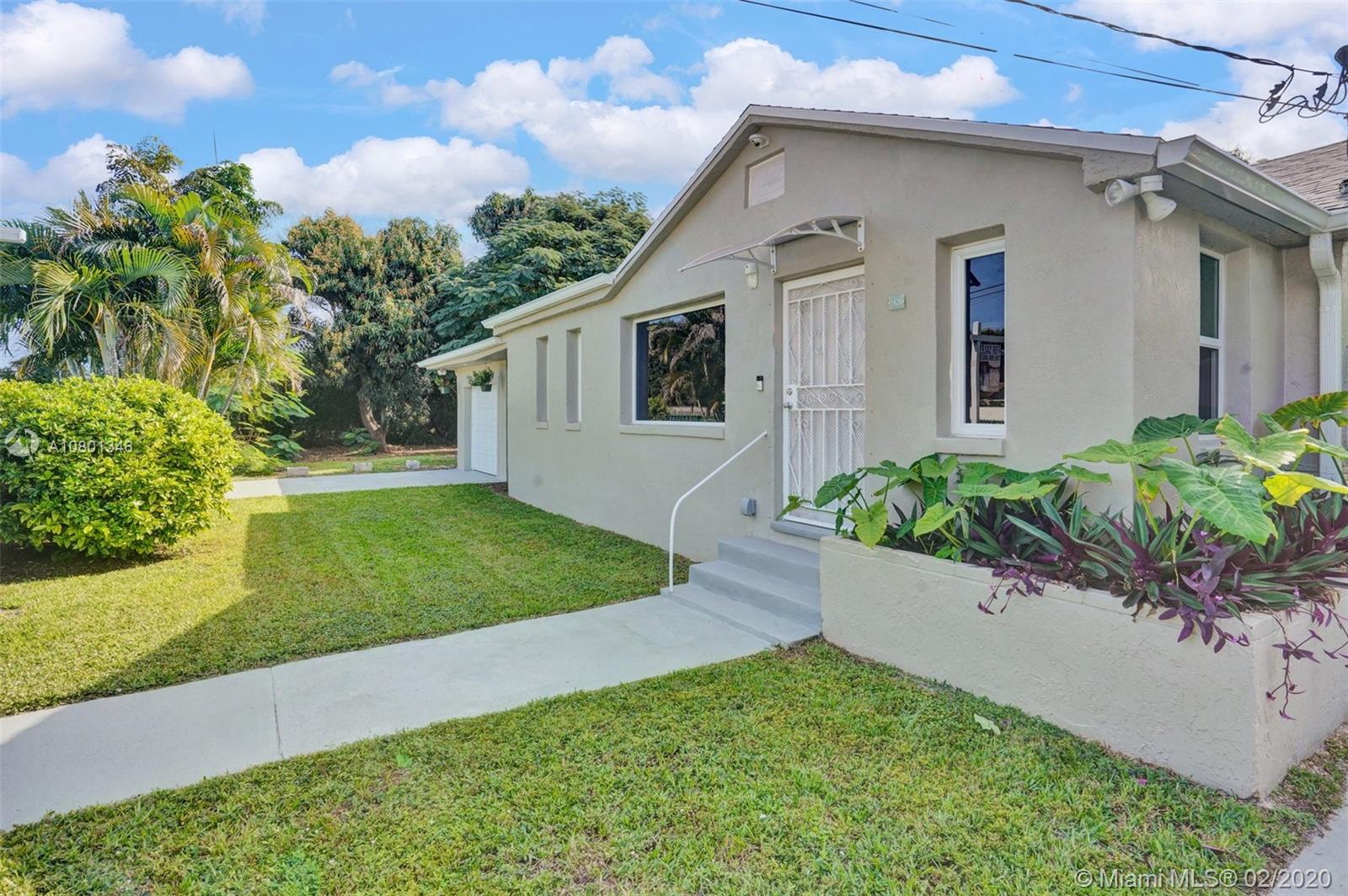 1820 NW 81 Terrace, Miami, Florida 33147, ,Commercial Sale,For Sale,1820 NW 81 Terrace,A10801346