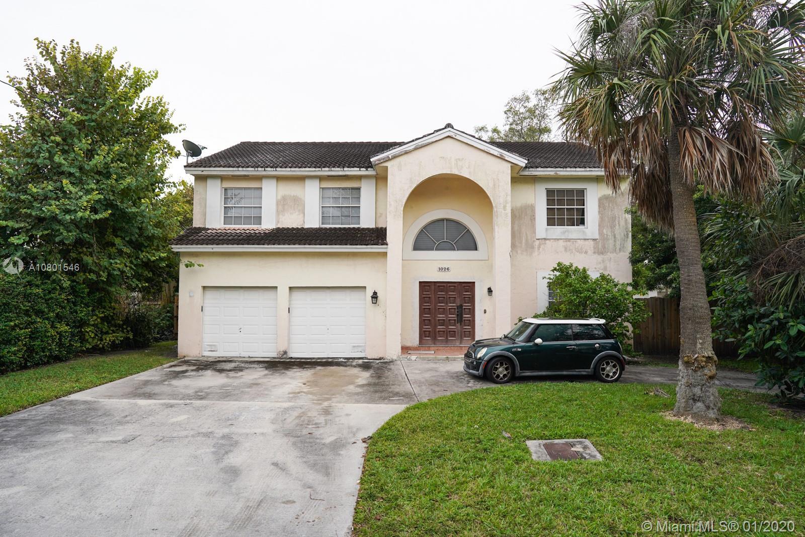 1026 NE 88th St - Miami, Florida