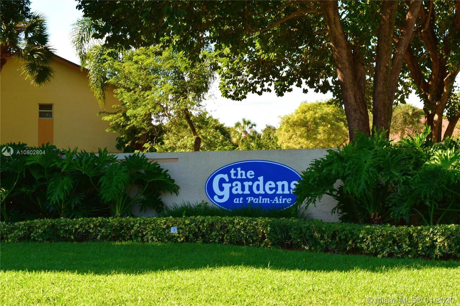 Property for sale at 101 Gardens Dr Unit: 203, Pompano Beach,  Florida 33069