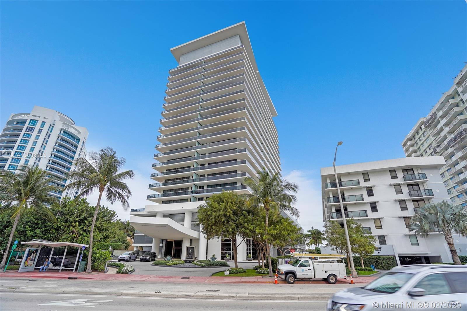 Photo of 5875 Collins Ave #1807 listing for Sale