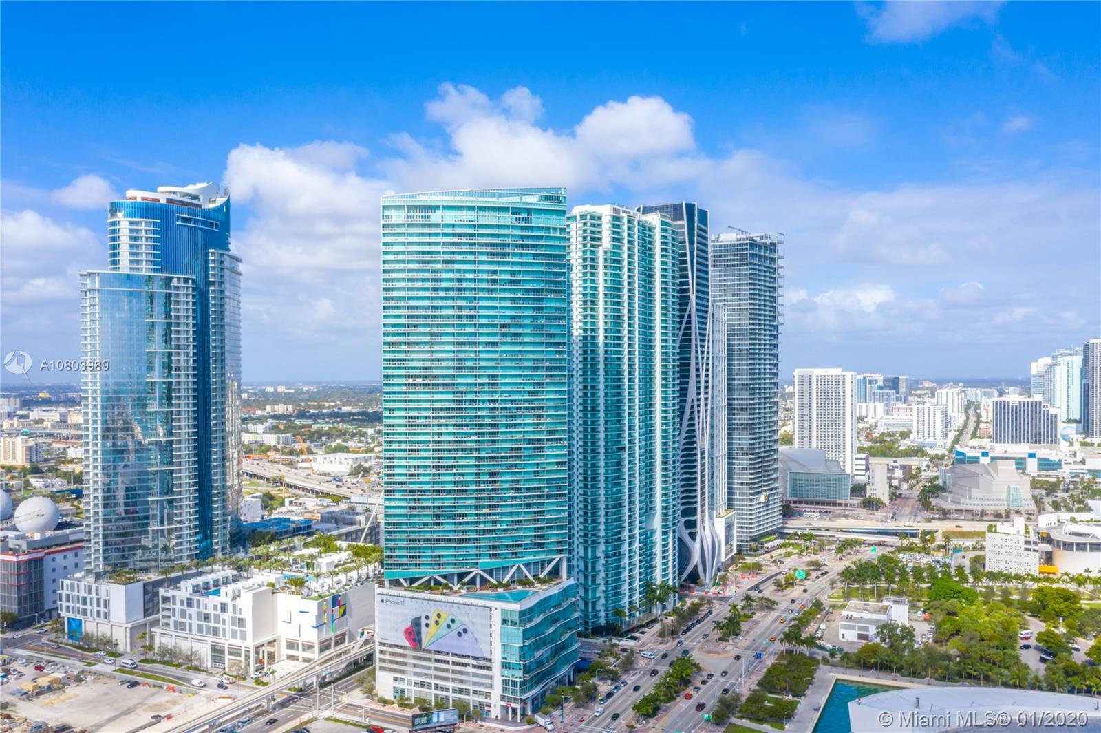 Photo of 888 Biscayne Blvd #4006 listing for Sale