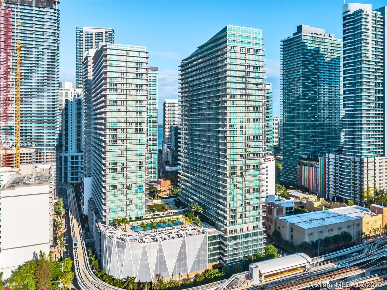 Axis on Brickell South Tower #2510-S - 79 SW 12th St #2510-S, Miami, FL 33130