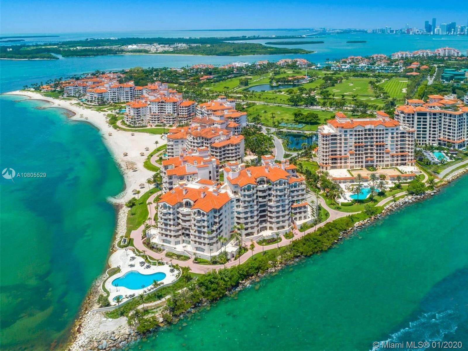 Photo of 7192 Fisher Island Dr #7192 listing for Sale