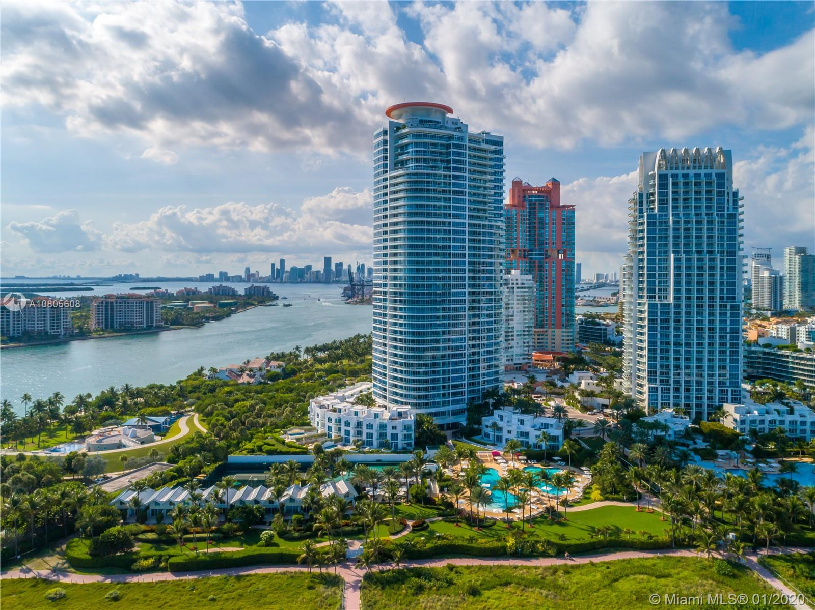Photo of 100 S Pointe Dr #505 listing for Sale