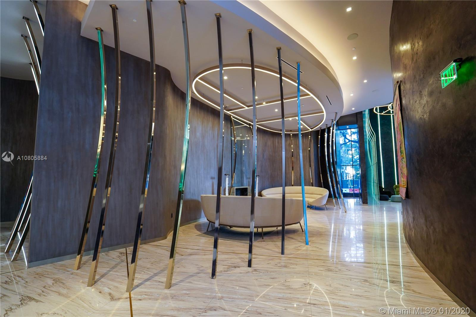 Photo of 1000 Brickell Plaza #1806 listing for Sale