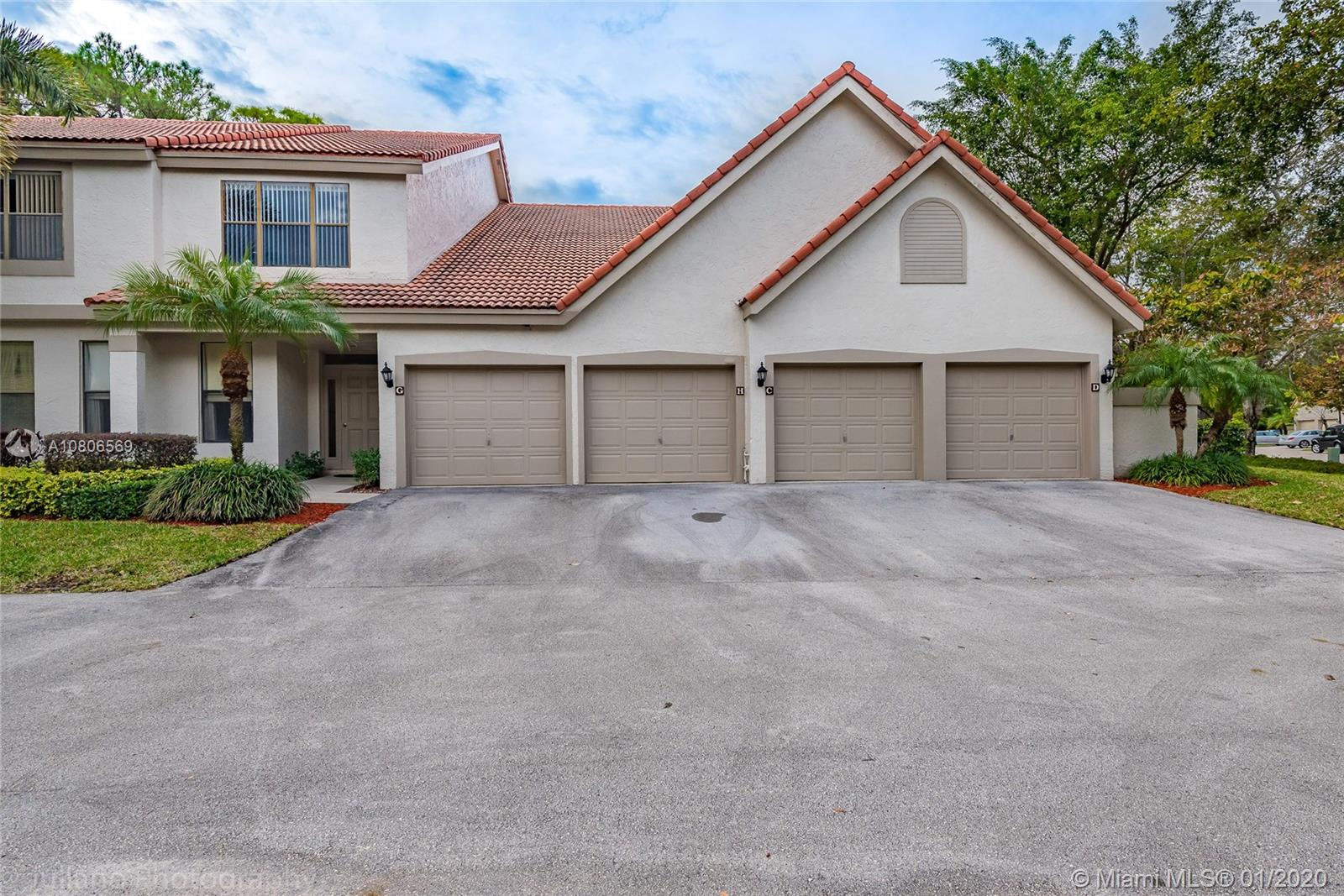 5790 Coach House Circle, H - Boca Raton, Florida