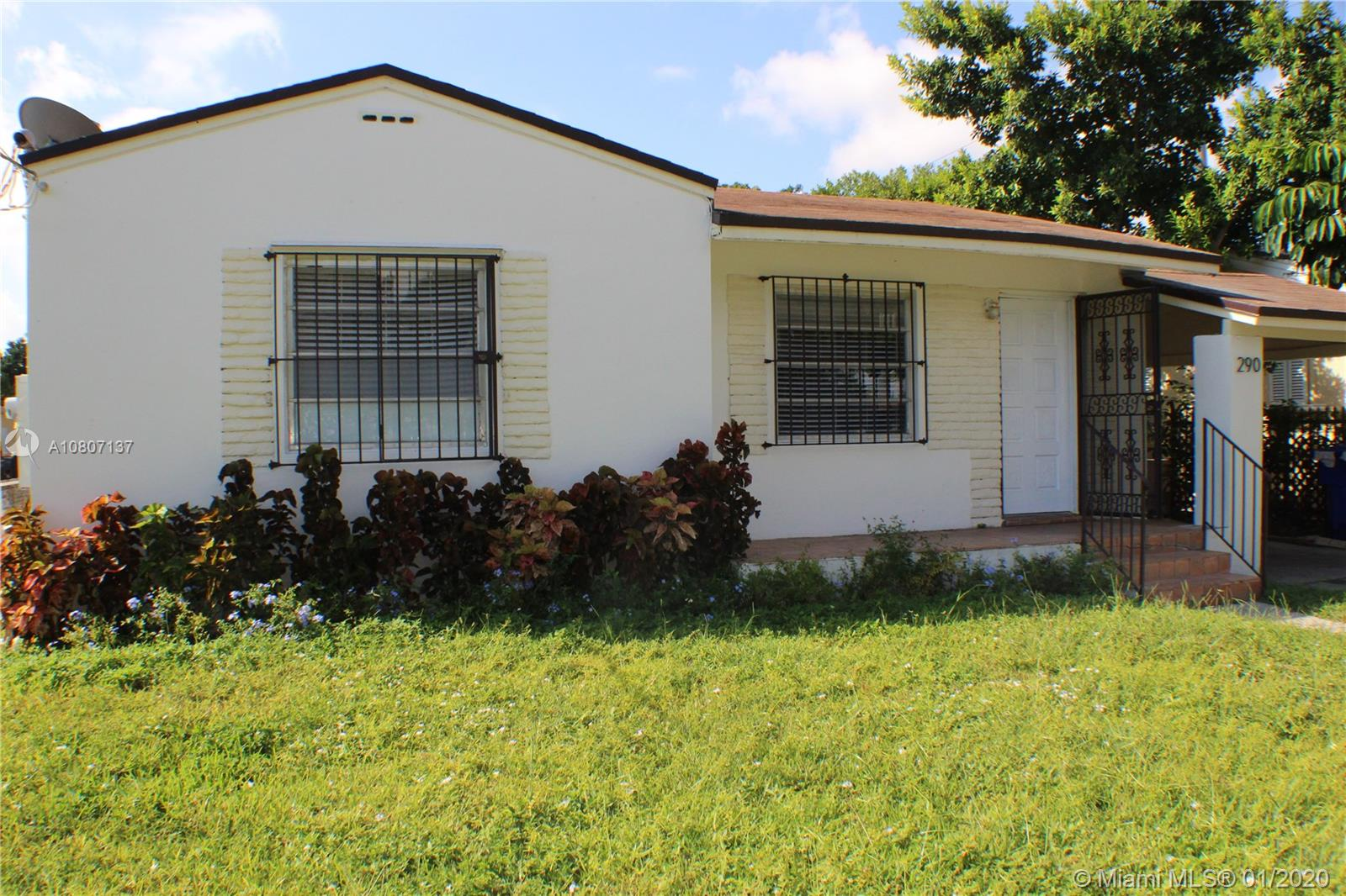 290 NW 48th St, Miami, Florida 33127, 2 Bedrooms Bedrooms, ,1 BathroomBathrooms,Residential,For Sale,290 NW 48th St,A10807137