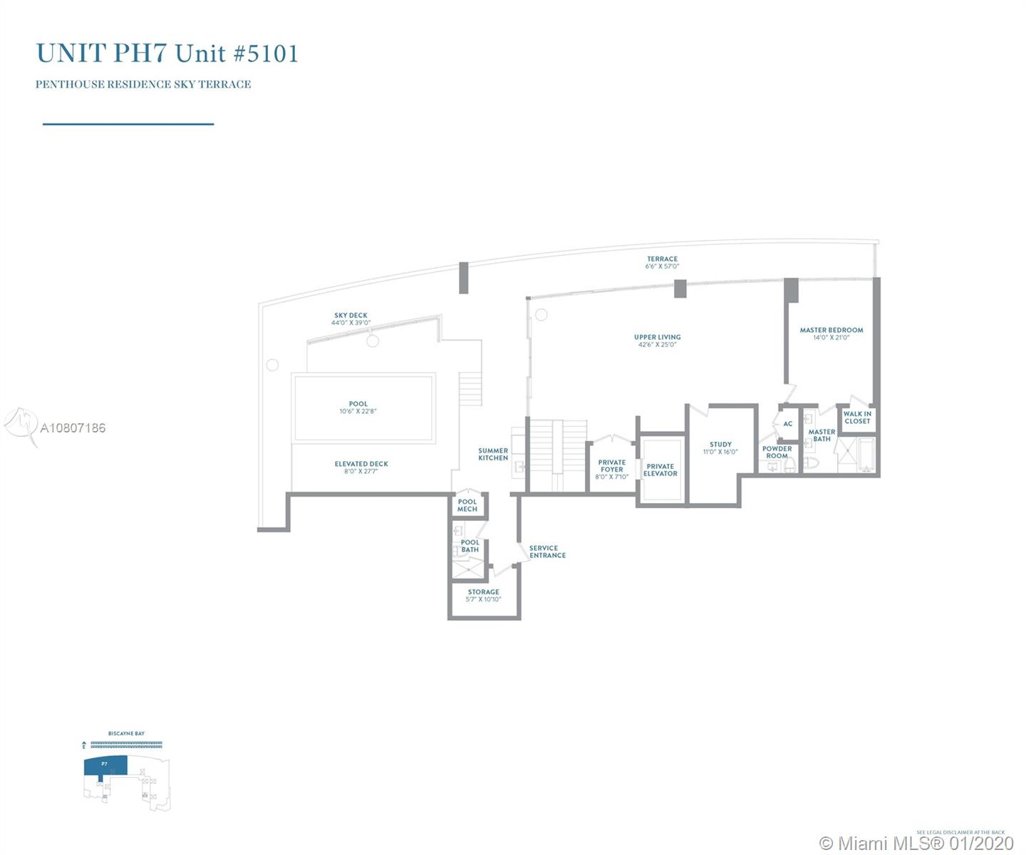 Photo of 2900 NE 7th Ave #5101 listing for Sale