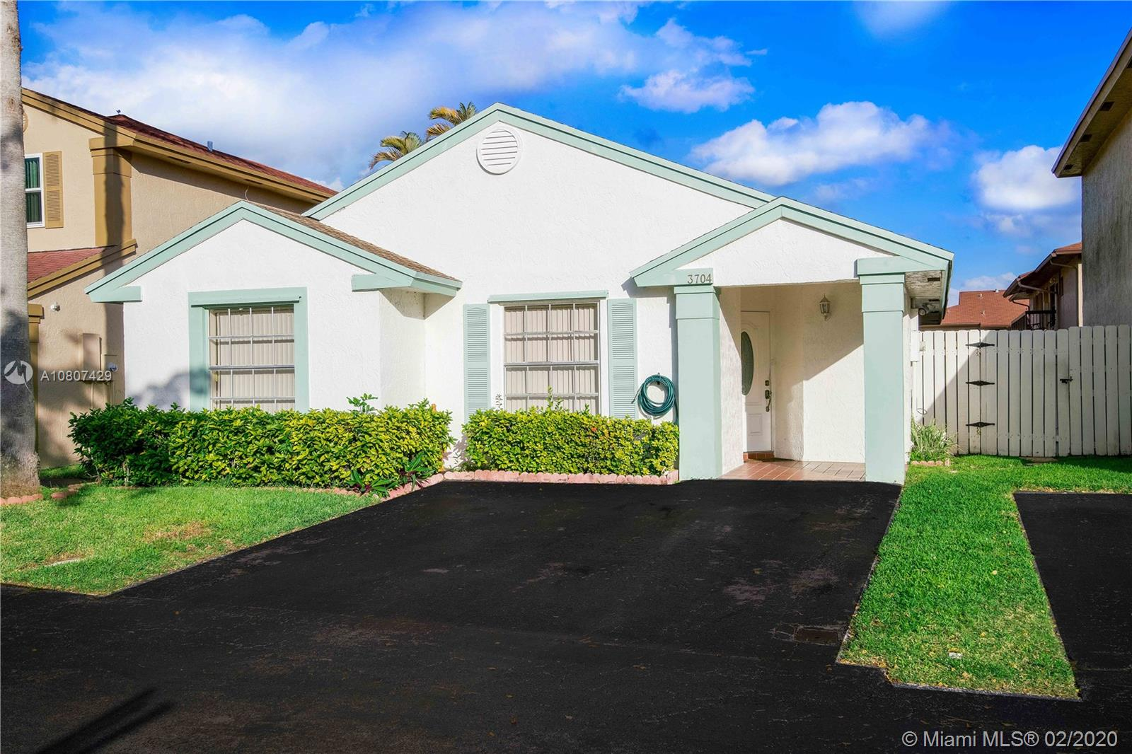 Property for sale at 3704 NW 107th Ter, Sunrise,  Florida 33351