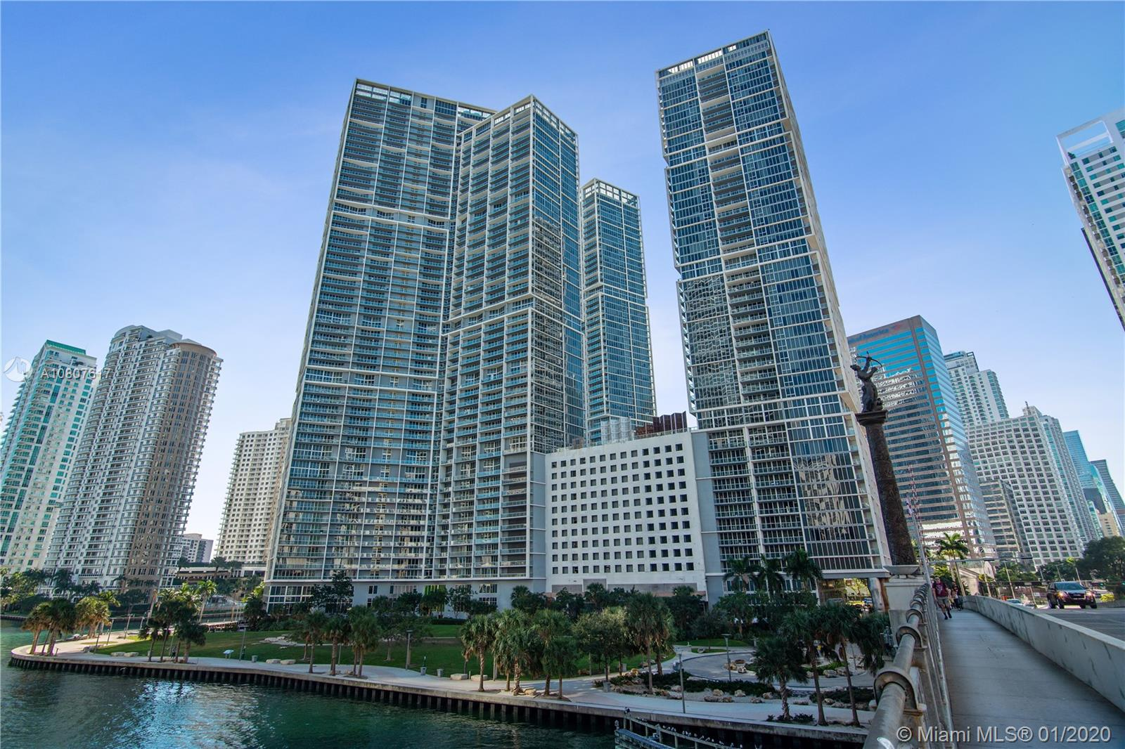 Photo of 475 Brickell Ave #2715 listing for Sale