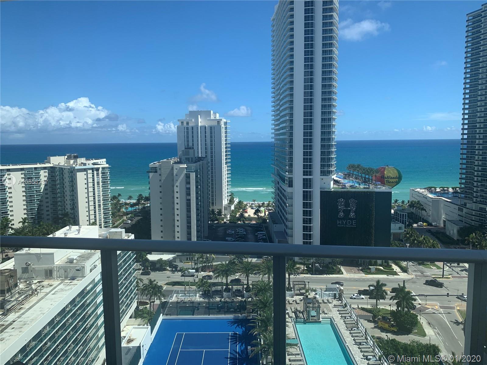 4010 S Ocean # 1705, Hollywood, Florida 33019, 2 Bedrooms Bedrooms, ,2 BathroomsBathrooms,Residential,For Sale,4010 S Ocean # 1705,A10808237
