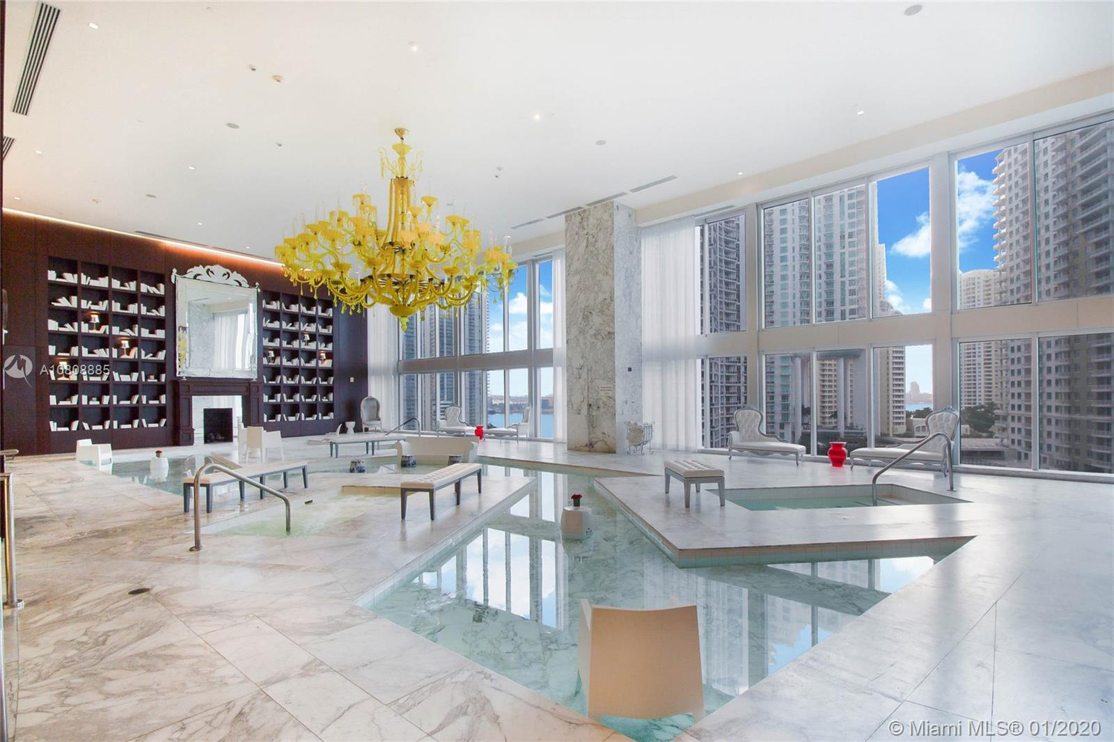 Photo of 475 Brickell Ave #4810 listing for Sale