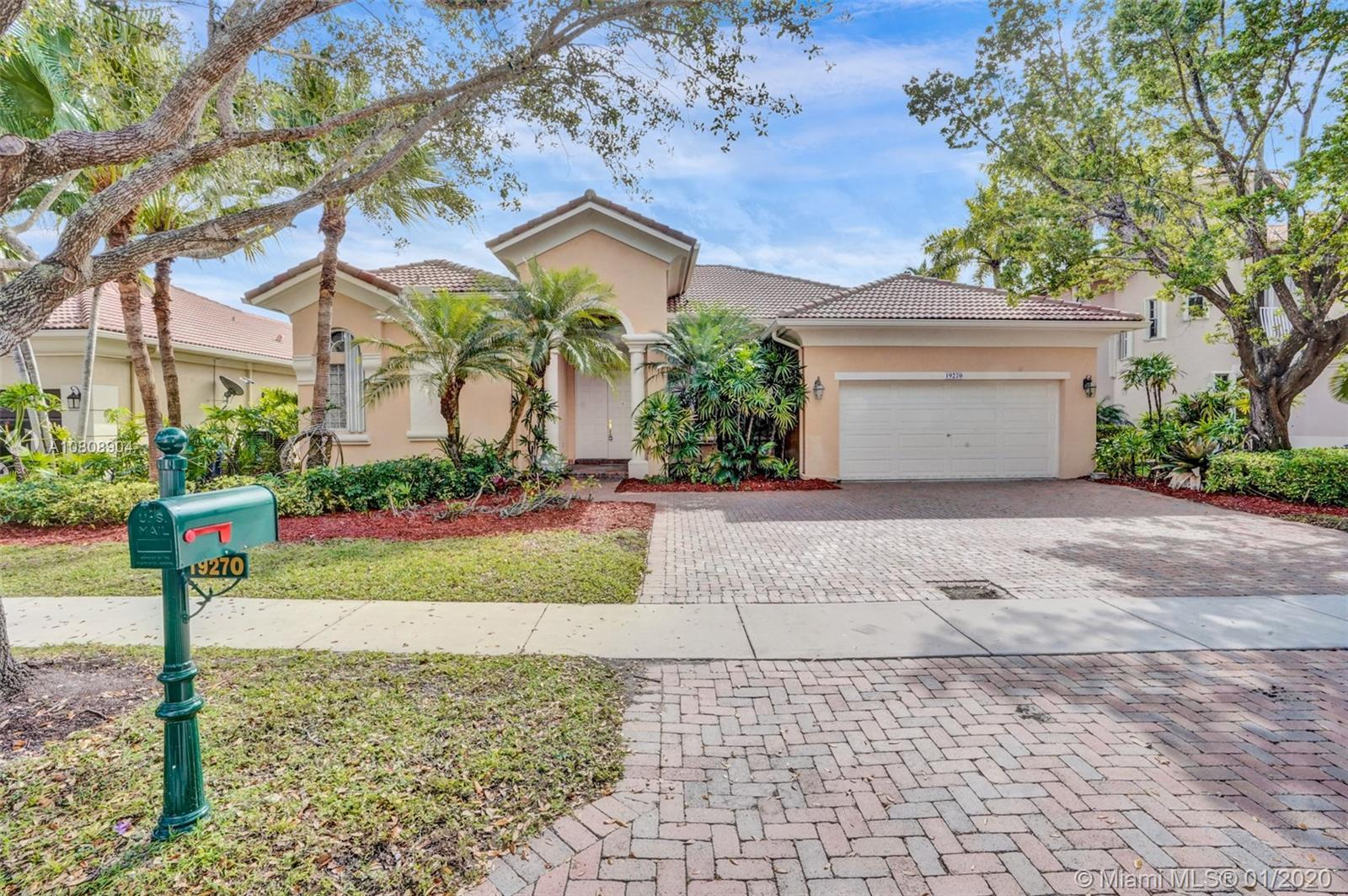 Property for sale at 19270 SW 30th St, Miramar,  Florida 33029