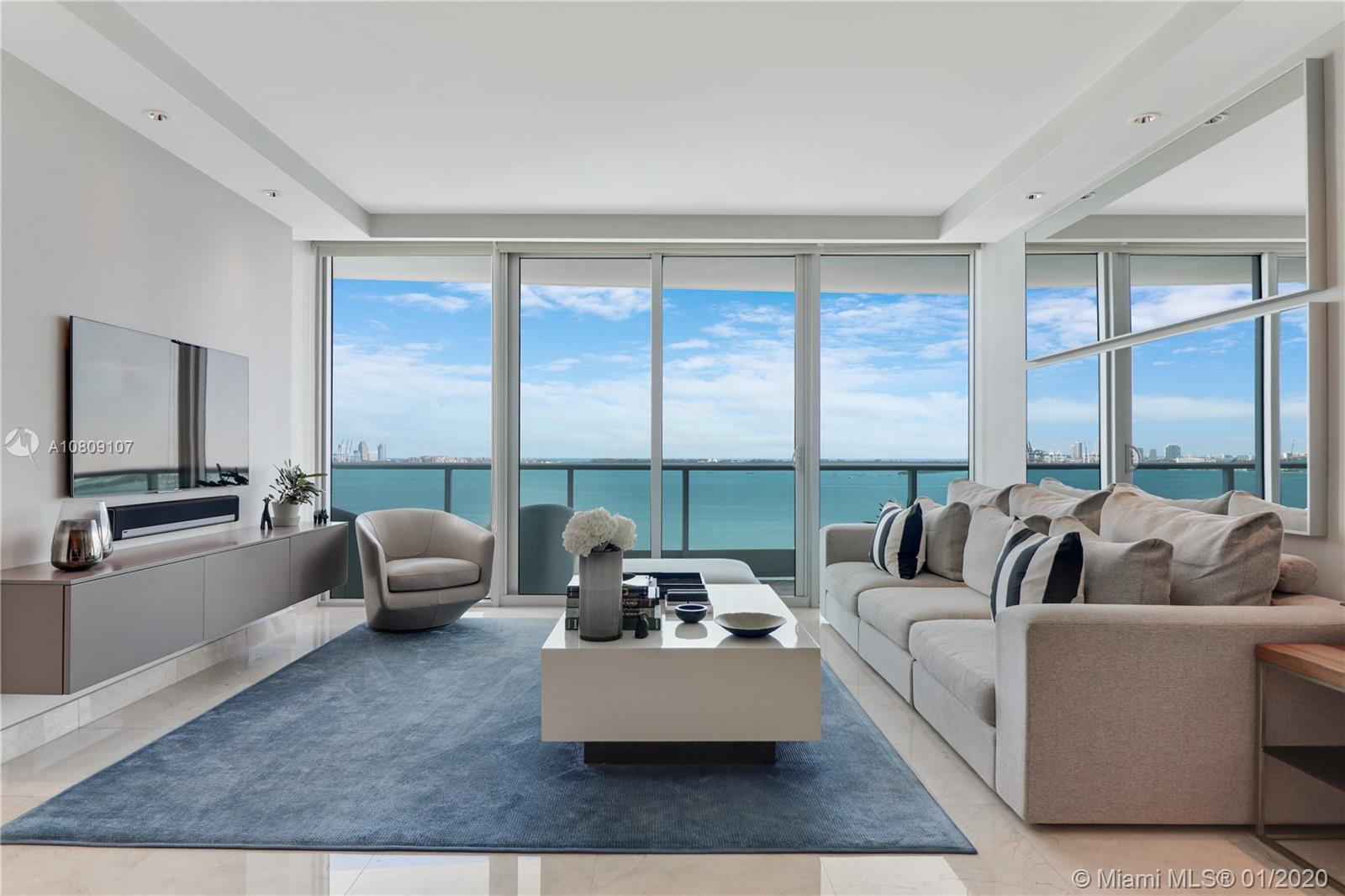 Jade Residences #1603 - 1331 Brickell Bay Dr #1603, Miami, FL 33131