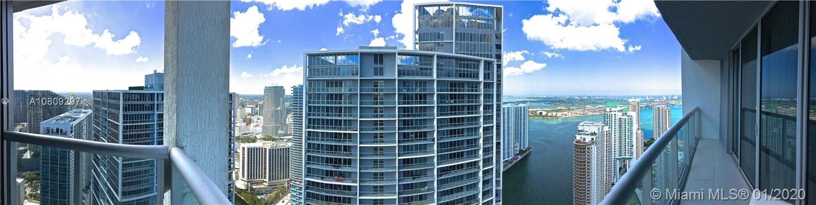 Photo of 495 Brickell Ave #5210 listing for Sale