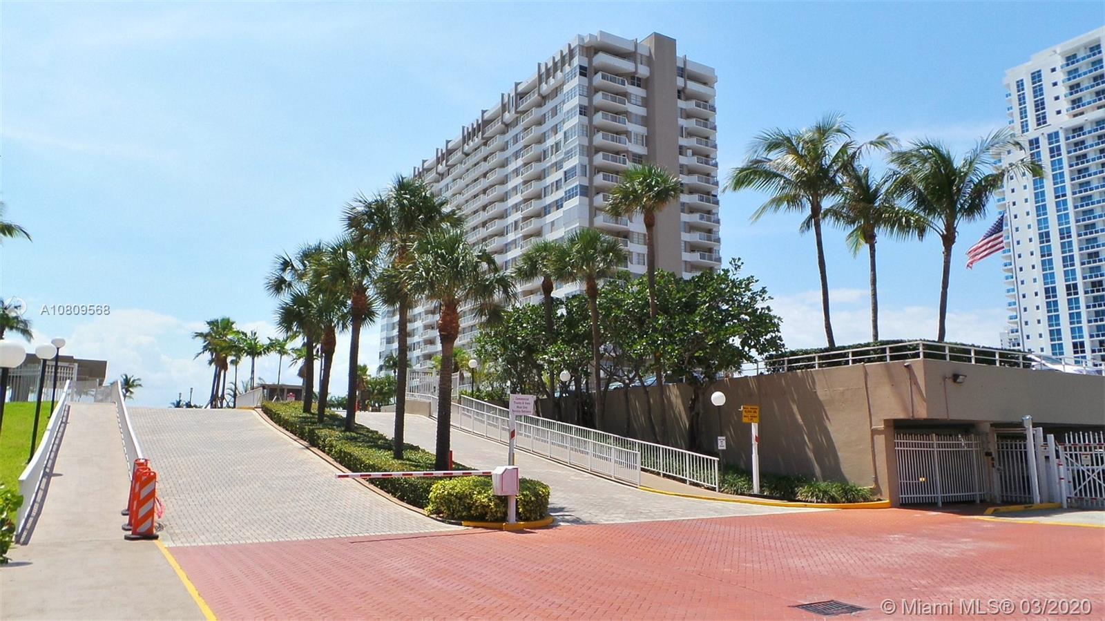 The Hemispheres Four #4H - 1985 S Ocean Dr #4H, Hallandale Beach, FL 33009