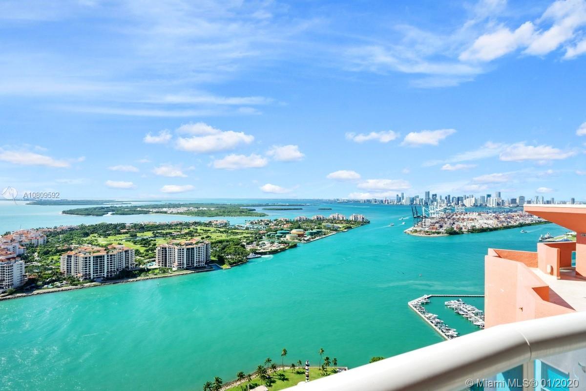 Portofino Tower #4304 - 300 S Pointe Dr #4304, Miami Beach, FL 33139
