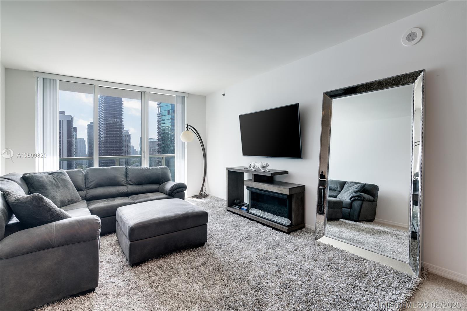 500 Brickell East Tower #3408 - 55 SE 6th St #3408, Miami, FL 33131