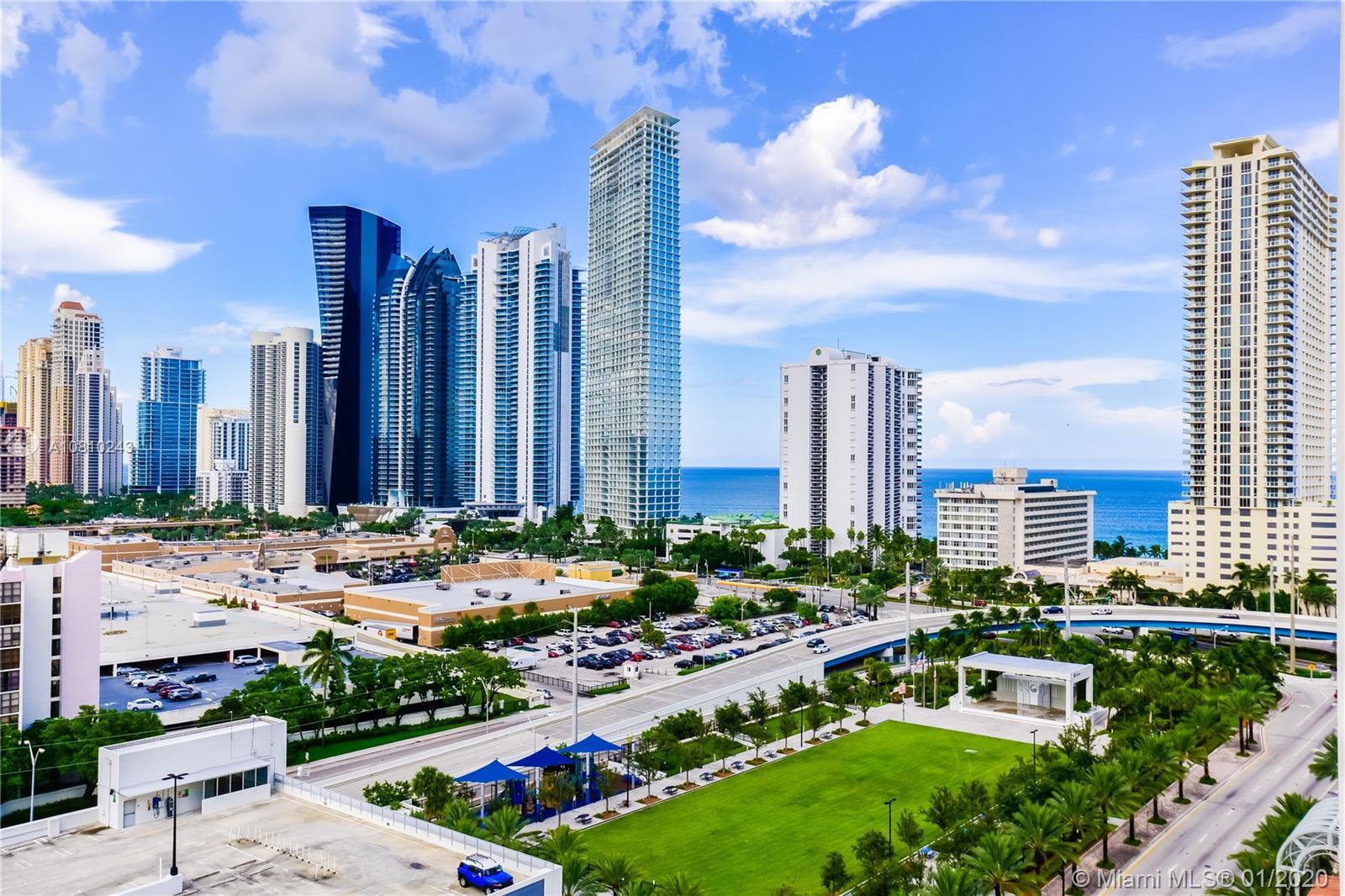 Parque Tower 1 #4-1401 - 300 Sunny Isles Blvd #4-1401, Sunny Isles Beach, FL 33160