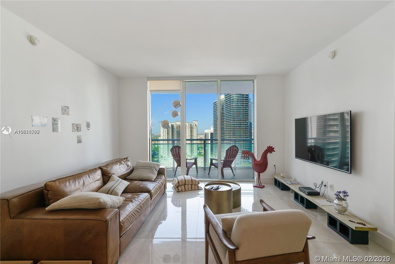 The Plaza on Brickell 2 #3007 - 951 Brickell Ave #3007, Miami, FL 33131