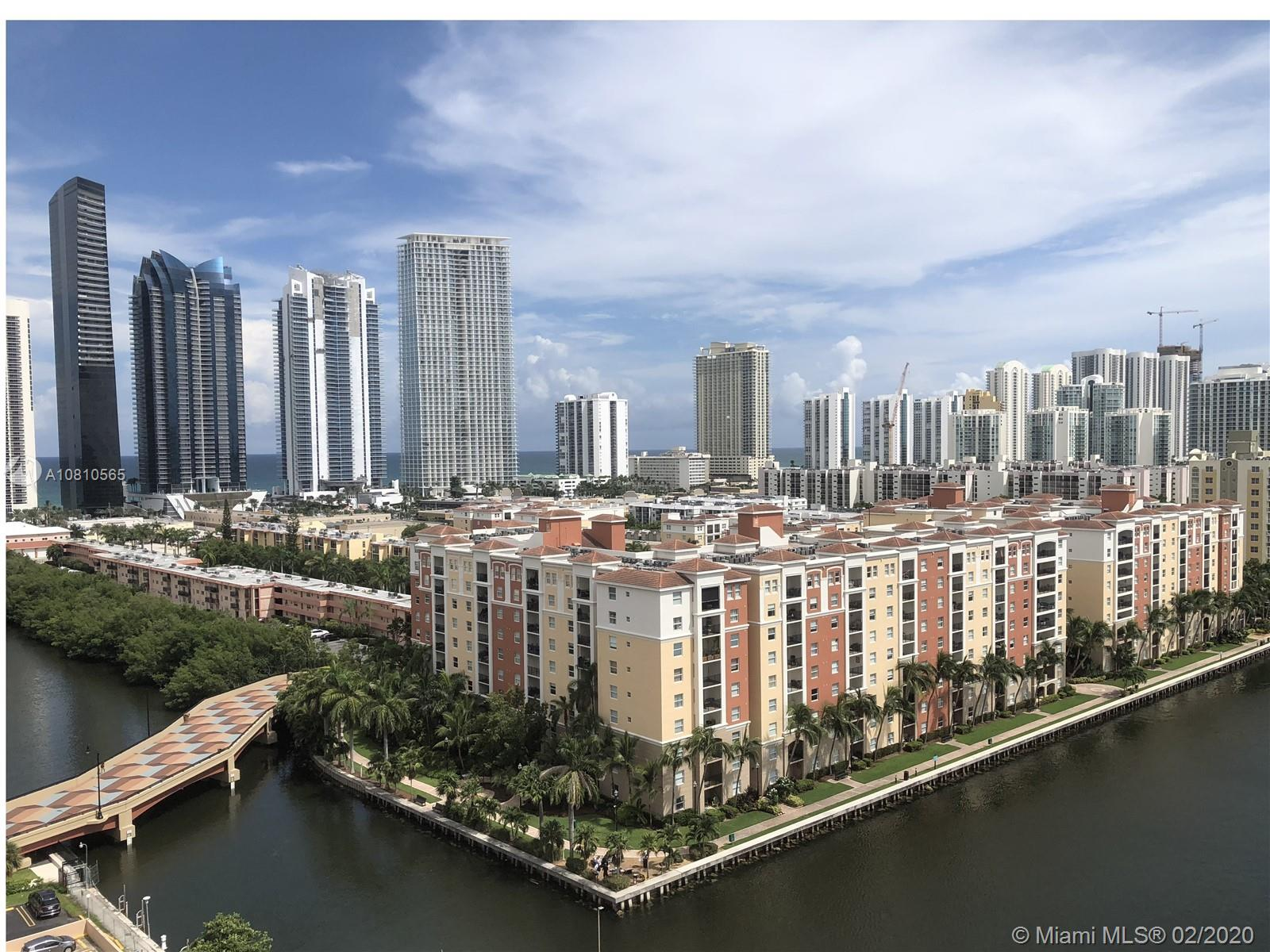 Porto Bellagio 1 #1910 - 17100 N Bay Rd #1910, Sunny Isles Beach, FL 33160