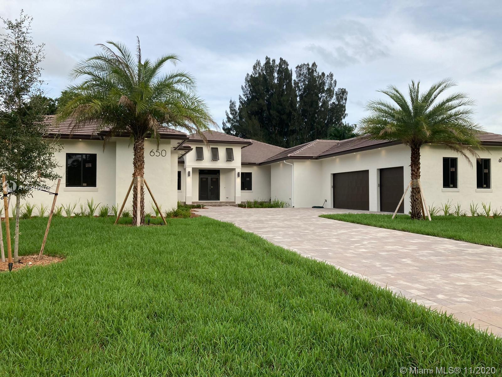 Property for sale at 650 NW 118th Ave, Plantation,  Florida 33325