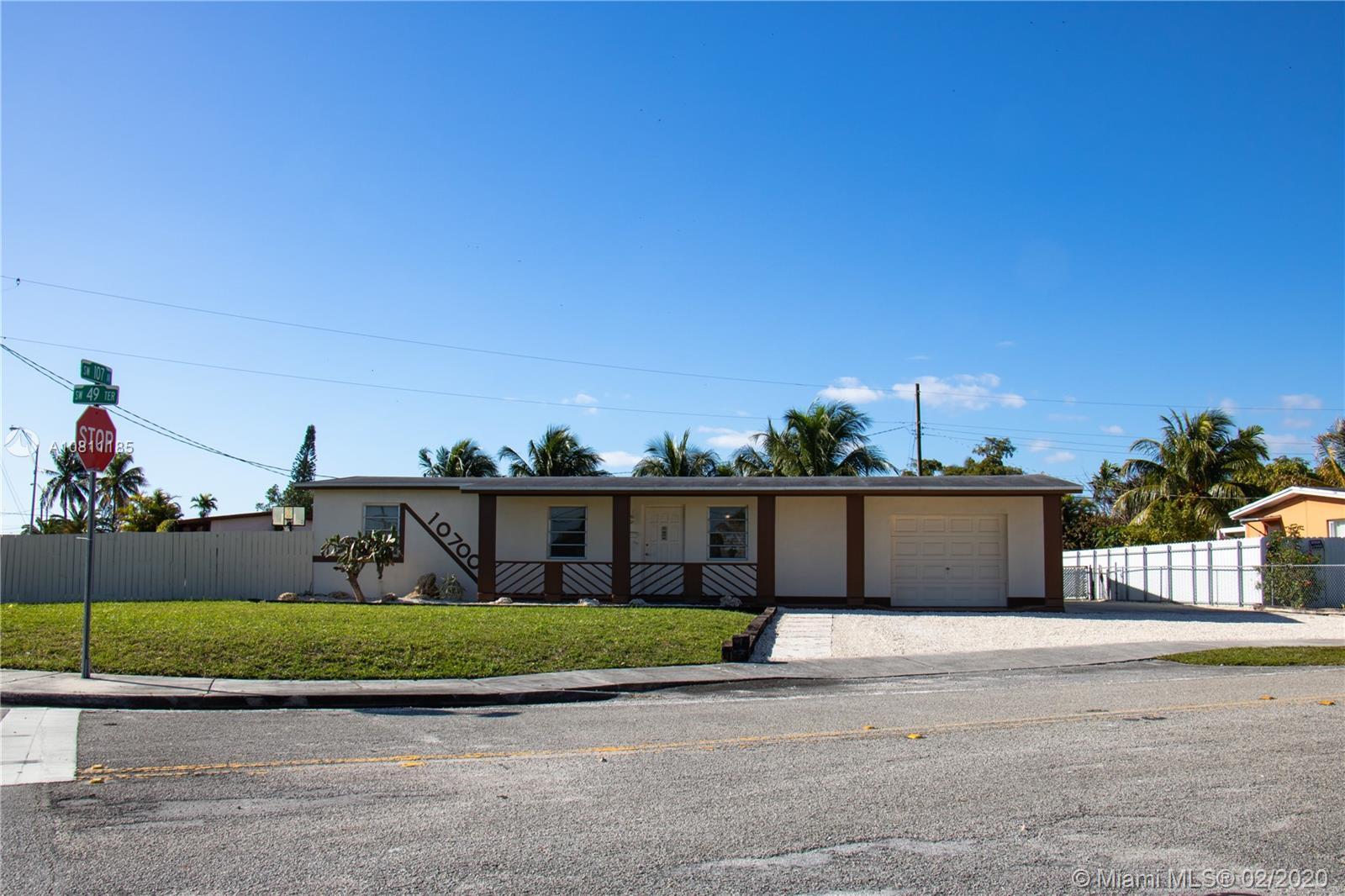 10700 SW 49th Ter - Miami, Florida