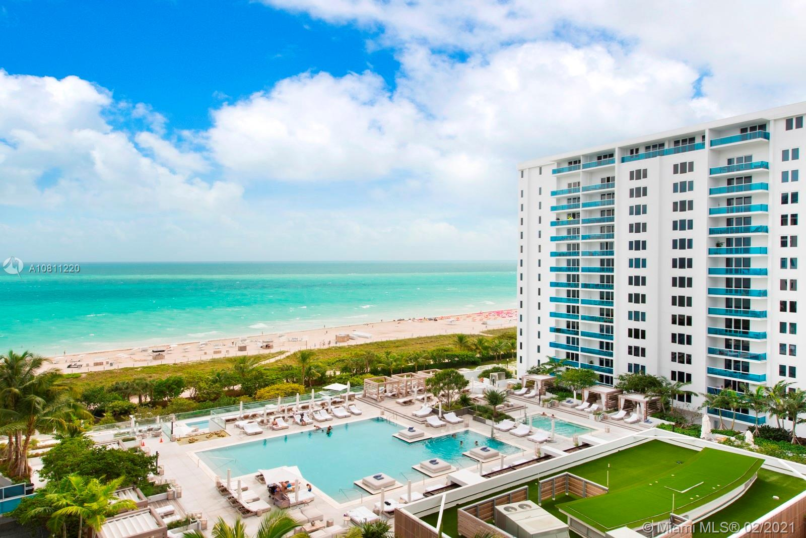 1 Hotel & Homes #912 - 102 24th St #912, Miami Beach, FL 33139