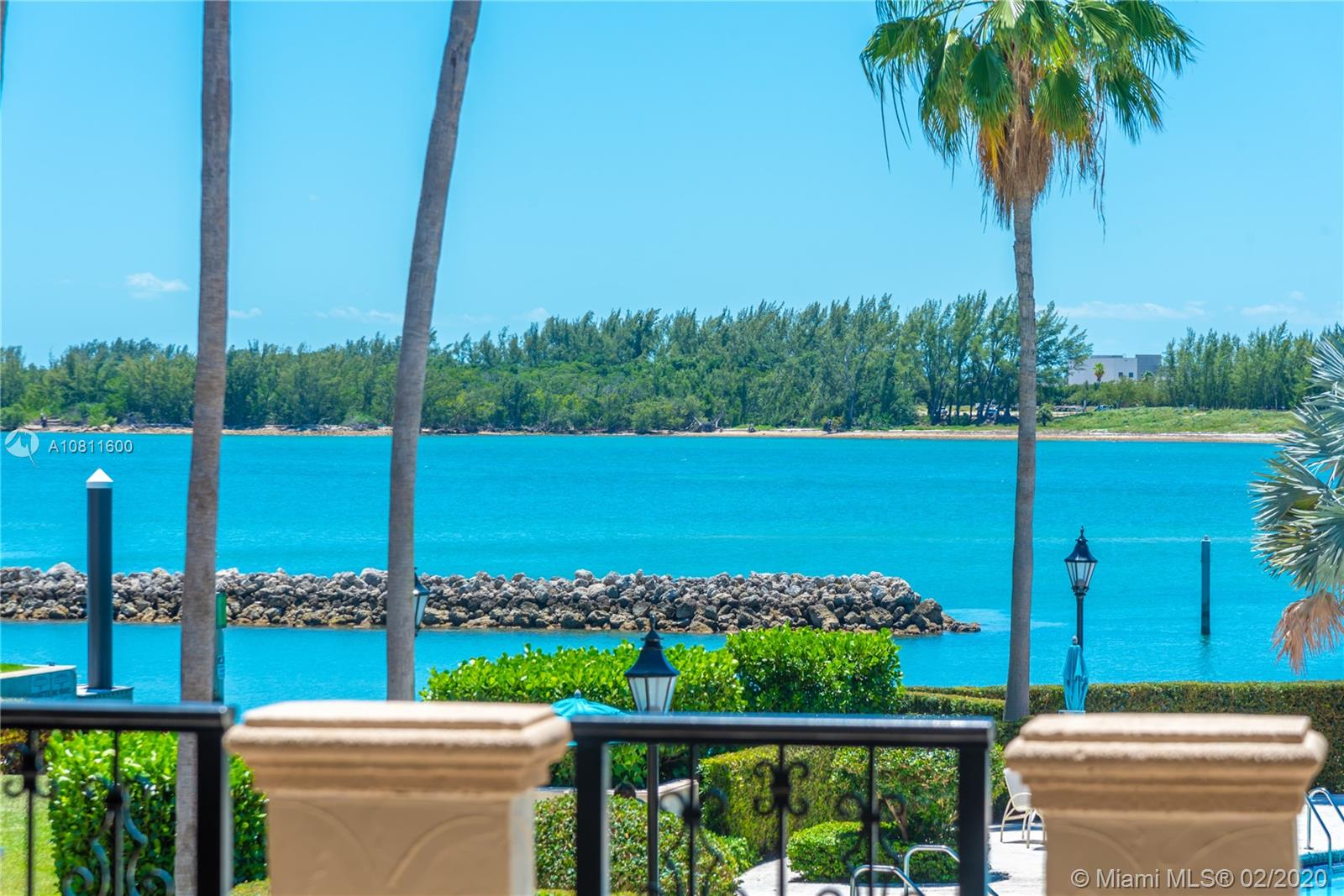 Photo of 2122 Fisher Island Dr #2122 listing for Sale