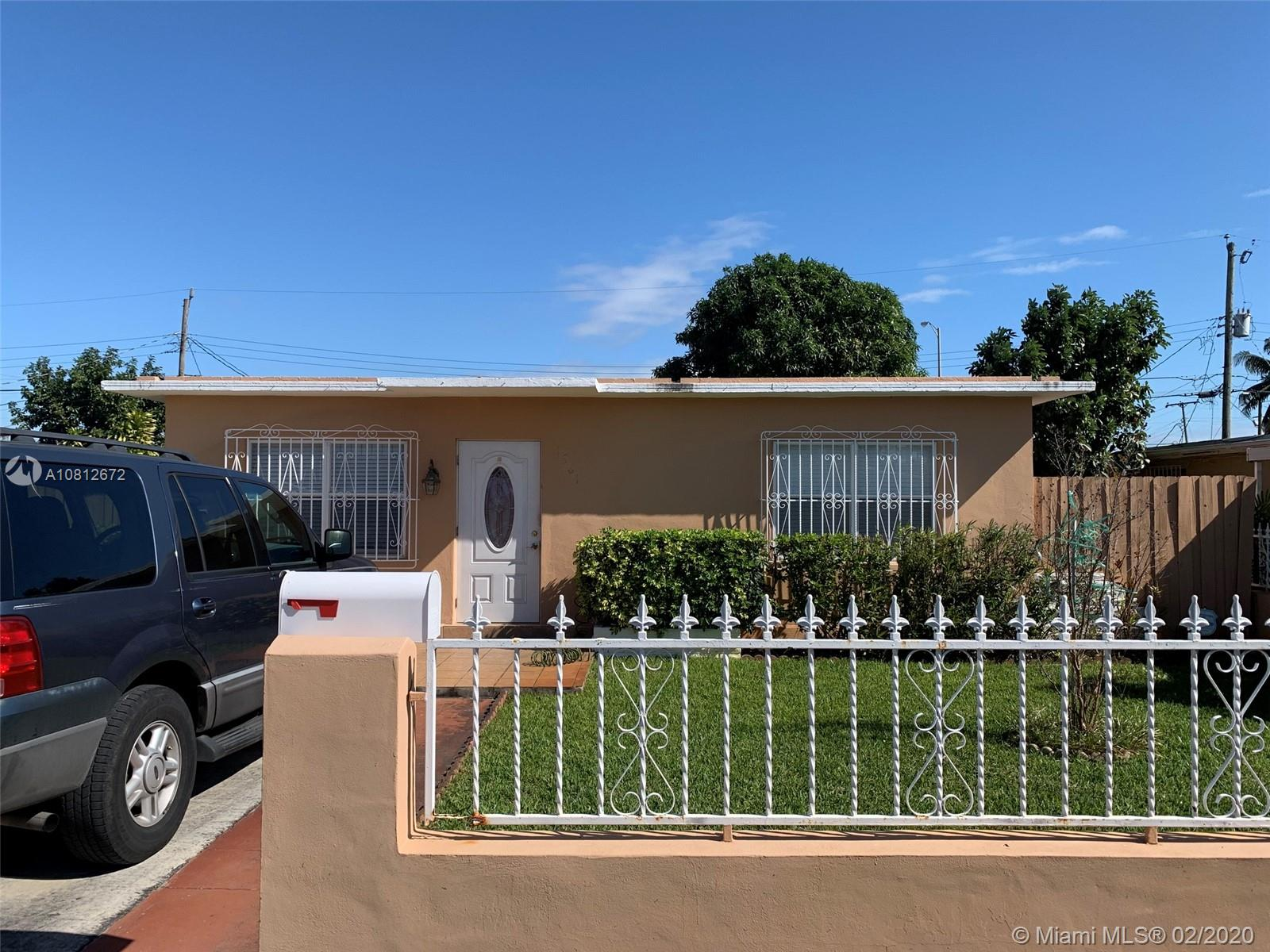 1561 E 9th Ct, Hialeah, Florida 33010, 3 Bedrooms Bedrooms, ,2 BathroomsBathrooms,Residential,For Sale,1561 E 9th Ct,A10812672
