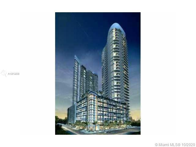 Infinity at Brickell #1400 - 60 SW 13th St #1400, Miami, FL 33130