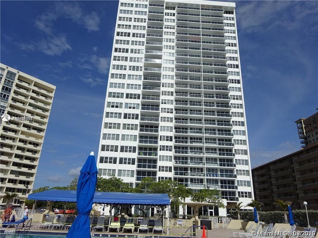 Parker Tower #1112 - 3140 S Ocean Dr #1112, Hallandale Beach, FL 33009