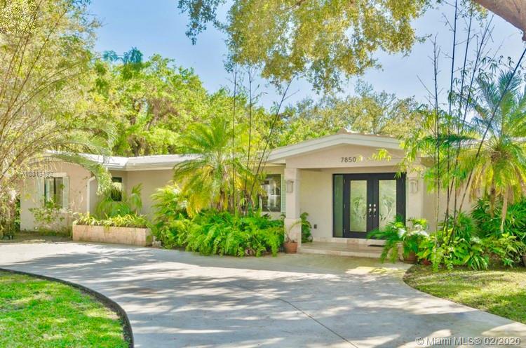 Pine Tree Estates - 7850 SW 131 St, Pinecrest, FL 33156