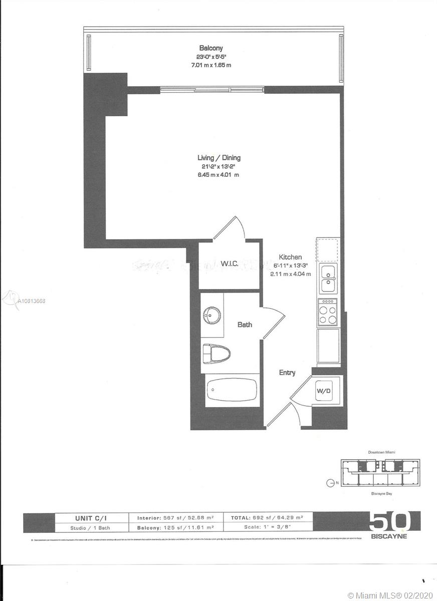 Property 50 BISCAYNE #1709 image 2