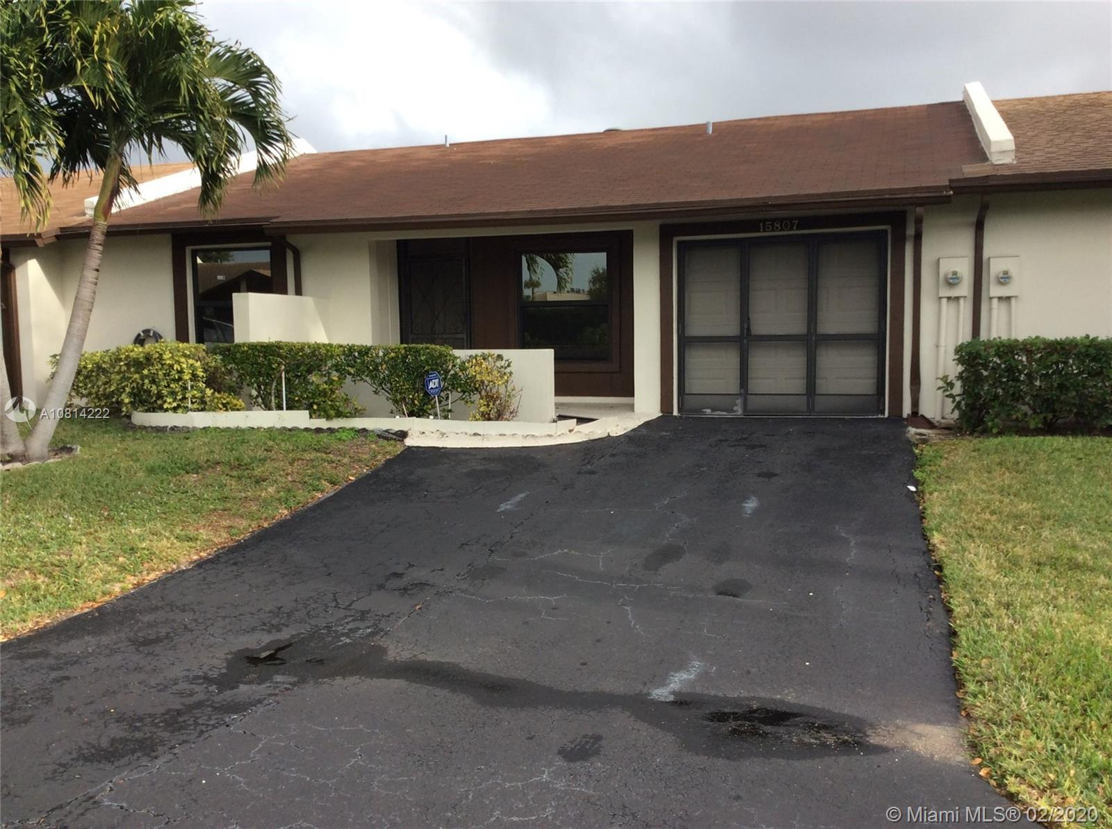 Property for sale at 15807 Forsythia Cir Unit: 15807, Delray Beach,  Florida 33484